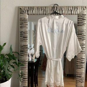 The Bride Robe